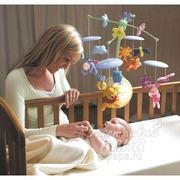 Мобайл TOMY Винни Пух (звук, свет) с рождения до 1, 5лет